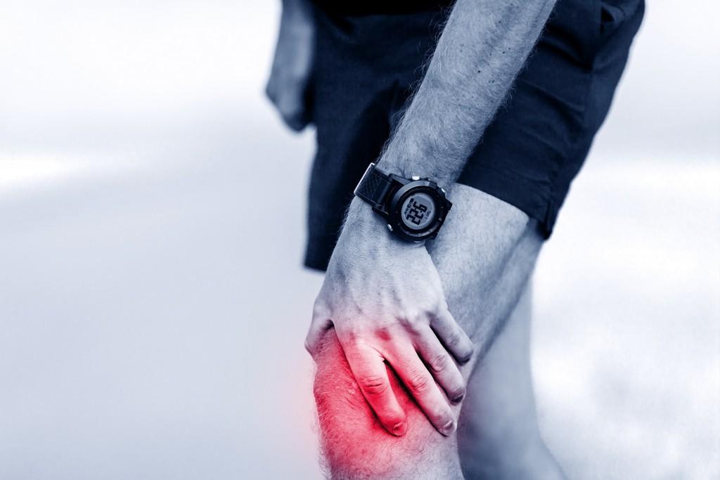 Überlastung kann zu Muskelproblemen führen