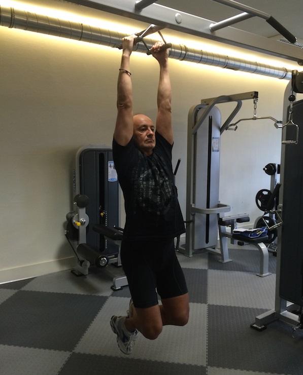 Beine/Hüfte heben 1