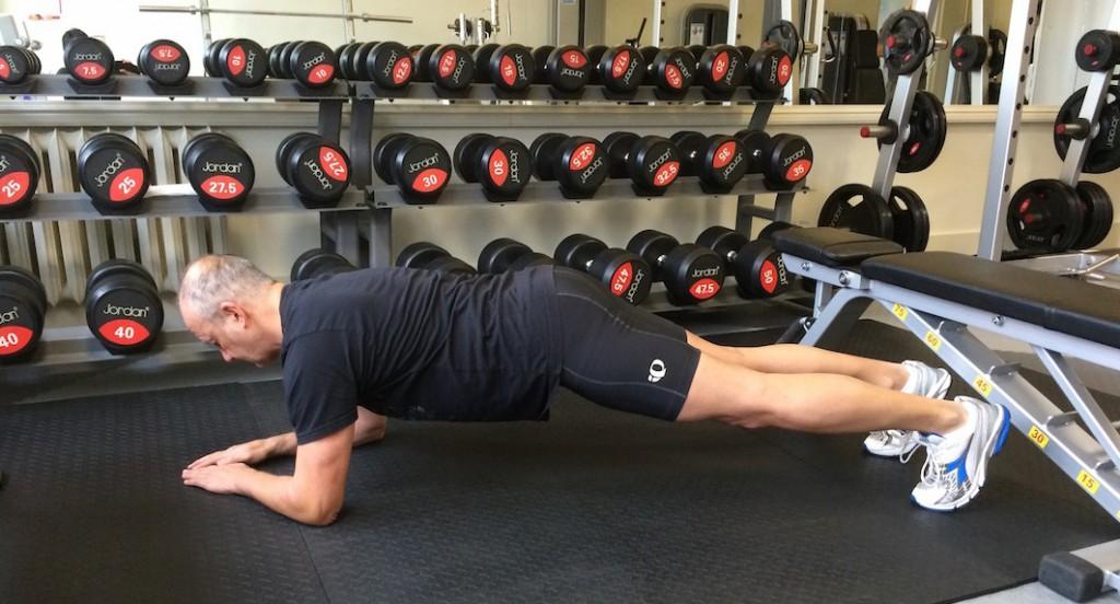 Bauchmuskeltraining zu Hause Anleitungen & Übungen