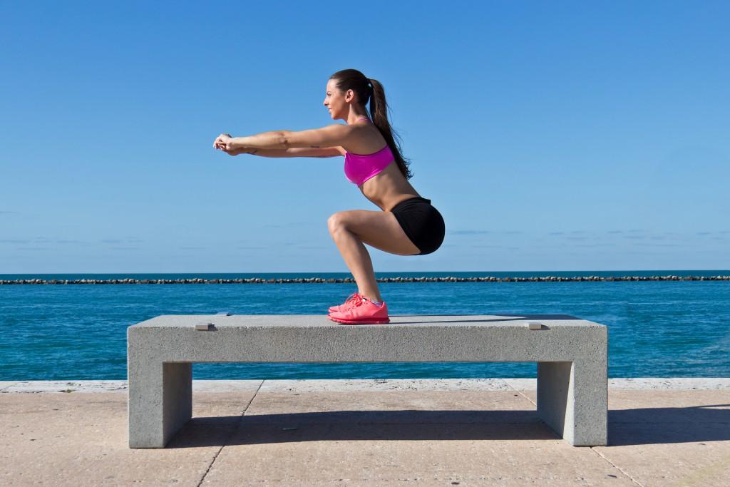 Kniebeugen – So machst du sie richtig!