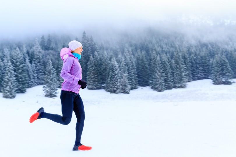 schweinehund überwinden im Winter