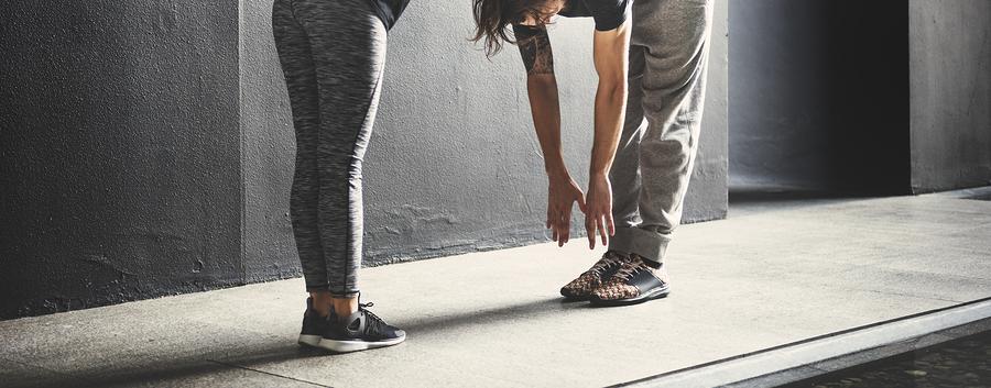 Training zu zweit ist meist effektiver! (c)Bigstockphoto.com/129416825/Rawpixel.com
