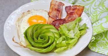 Ketogene Diät - Frühstück