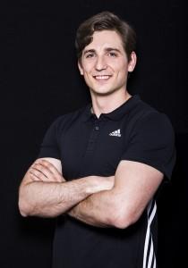 Ulrich Steiner   stv. Cheftrainer bei John Harris Fitness