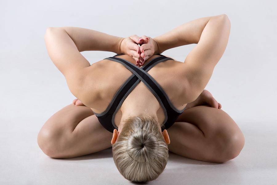 Ein starker und flexibler Rücken