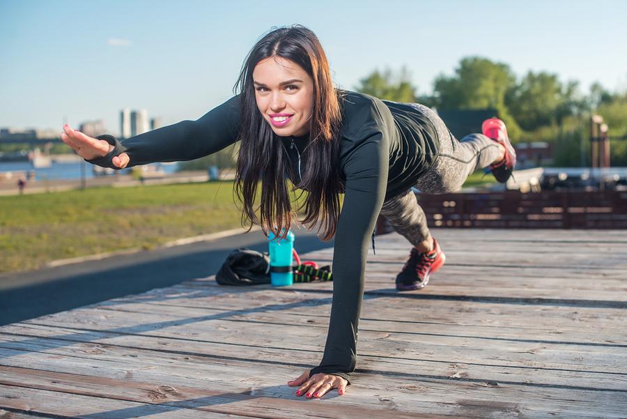 Core-Training – für nötige Balance sorgen