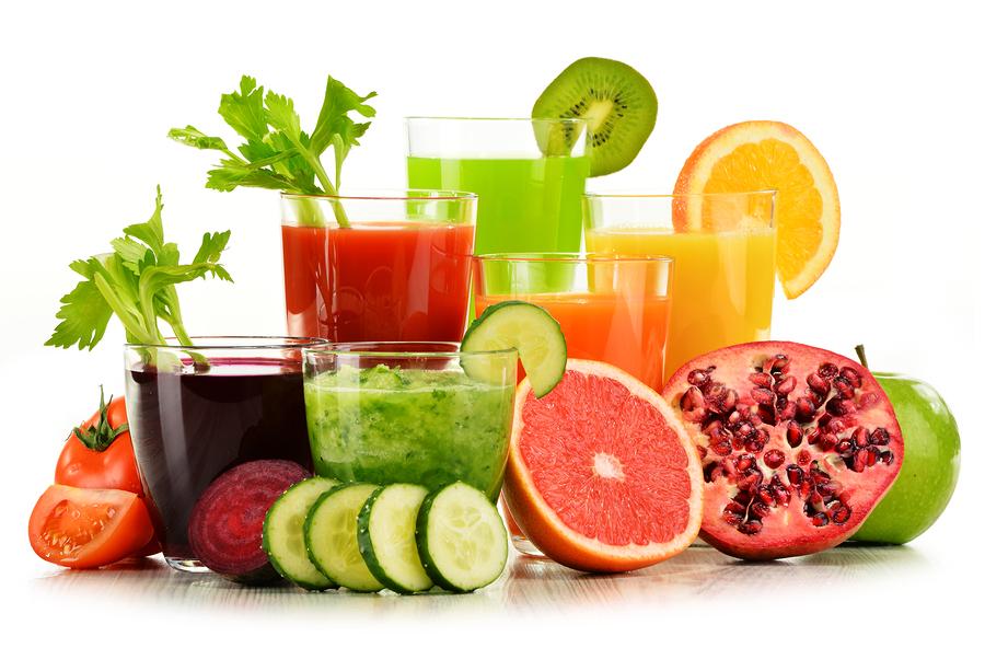 Ernährungsumstellung hilft bei Entschlackung  I ©Bigstockphoto.com: ID: 81462068/ monticello