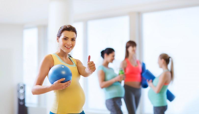 Sport in der Schwangerschaft ©Bigstockphoto.com/Stockfoto-ID 129396548/dolgachov