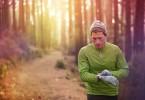 Die Pulsuhr als Fixpunkt beim Joggen
