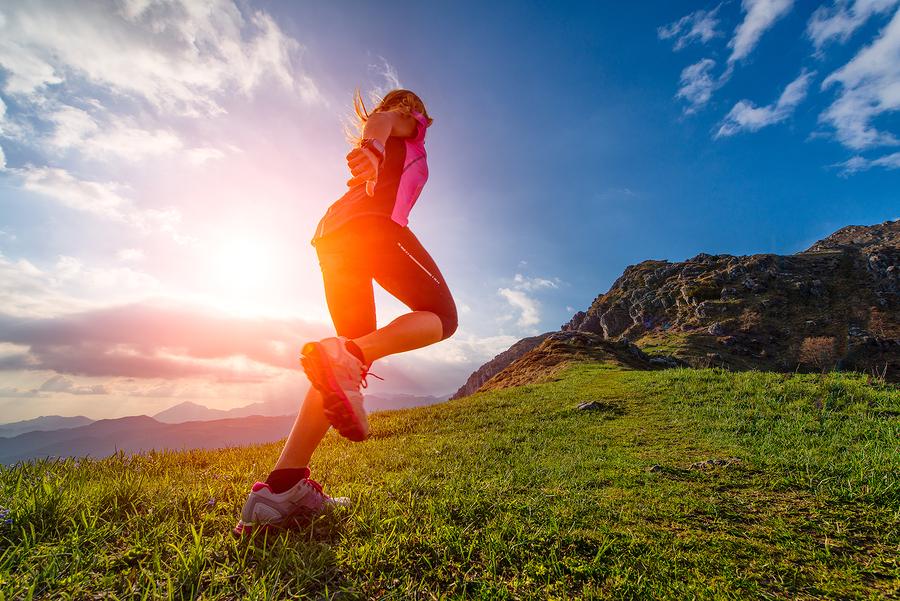 Bewegungslevel ist bei der Berechnung des Kalorienbedarfs wichtig
