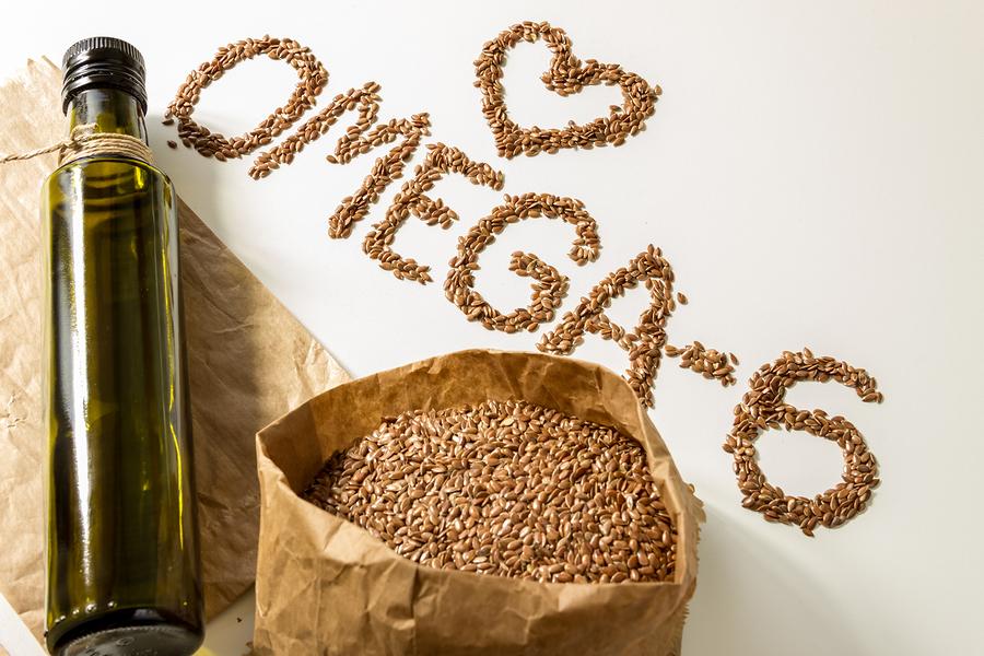 Leinöl als Omega 6 Lieferant