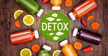 Detox Kur und Juicing