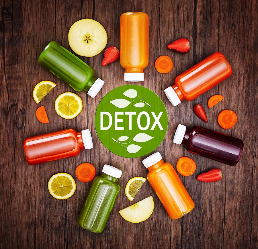 Detox Kur – wie man den Körper richtig entgiftet