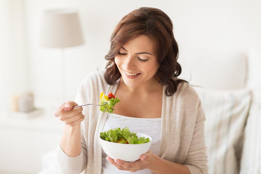 Gesund essen beim Abnehmen