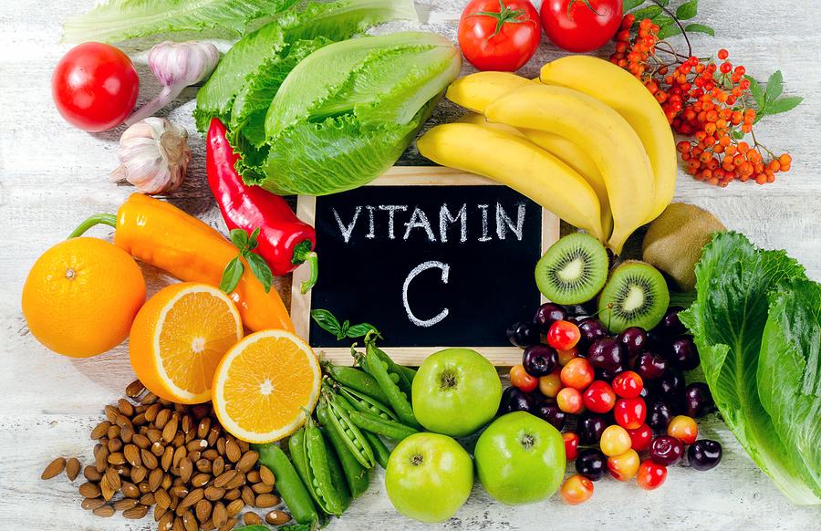 Vitamin C zum Abnehmen