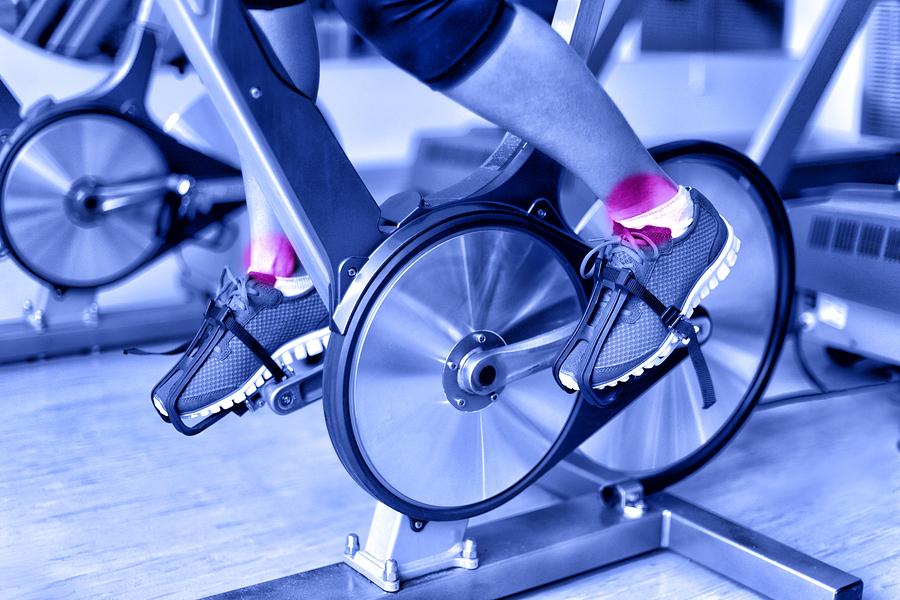 Das Rad richtig einstellen  I ©Bigstockphoto.com: ID: 86028923/Maridav