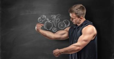 Glutamin und Fitnesstraining   I  ©Bigstockphoto.com: ID: 152106863/Gearstd